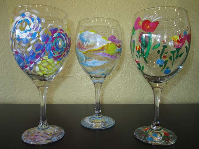 Pinot's Party Cups