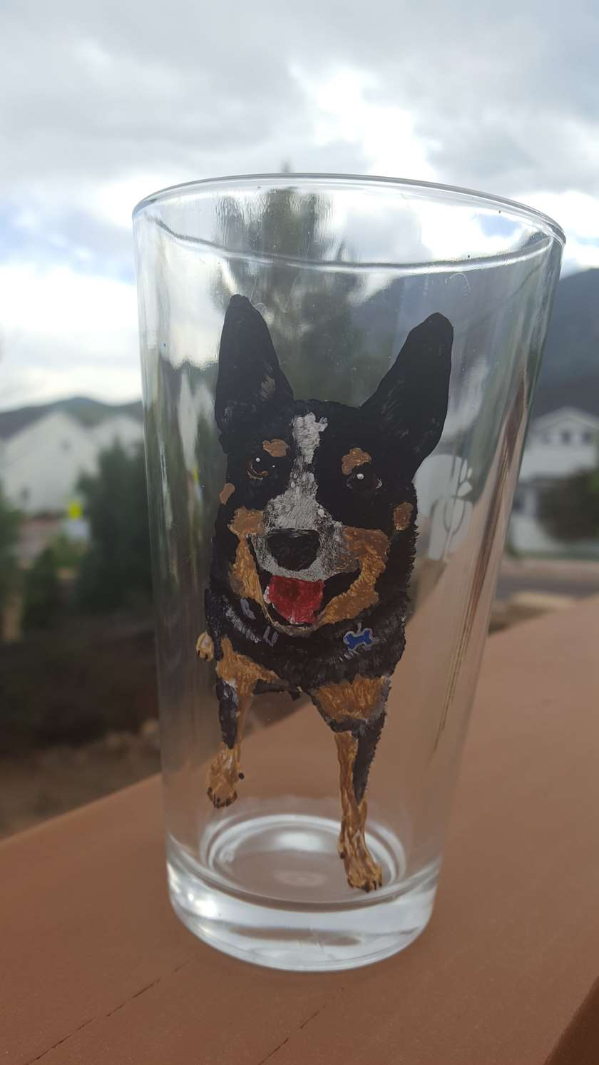 Fundraiser for Bow Wow Buddies! Paint 2 Pints!