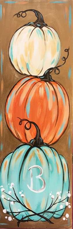 Pleasantly Pumpkin