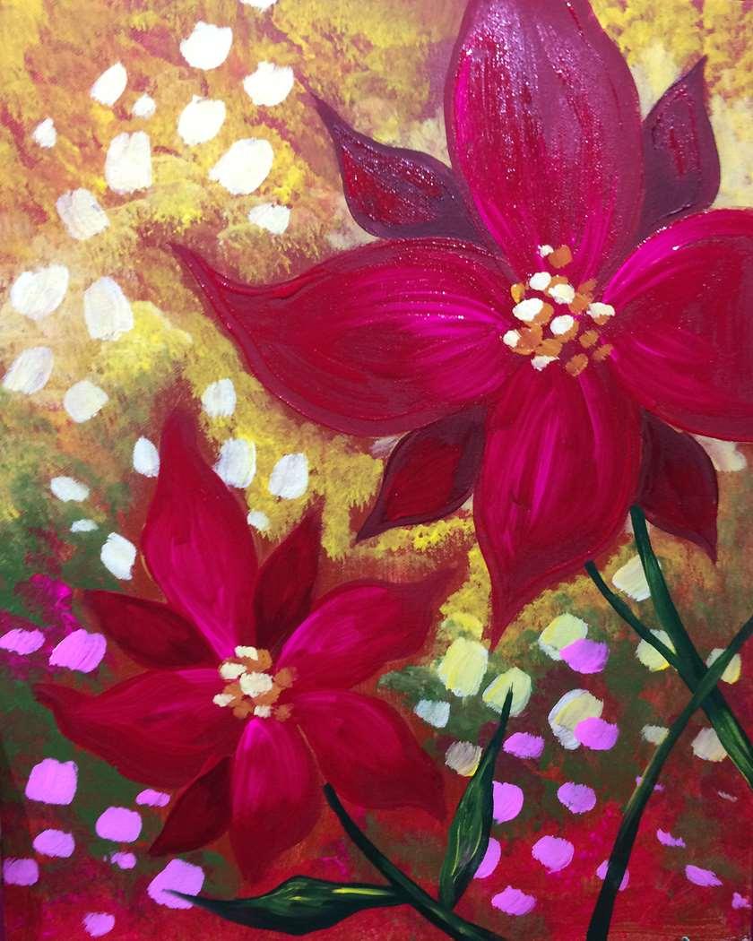 Poinsettia Jubilee