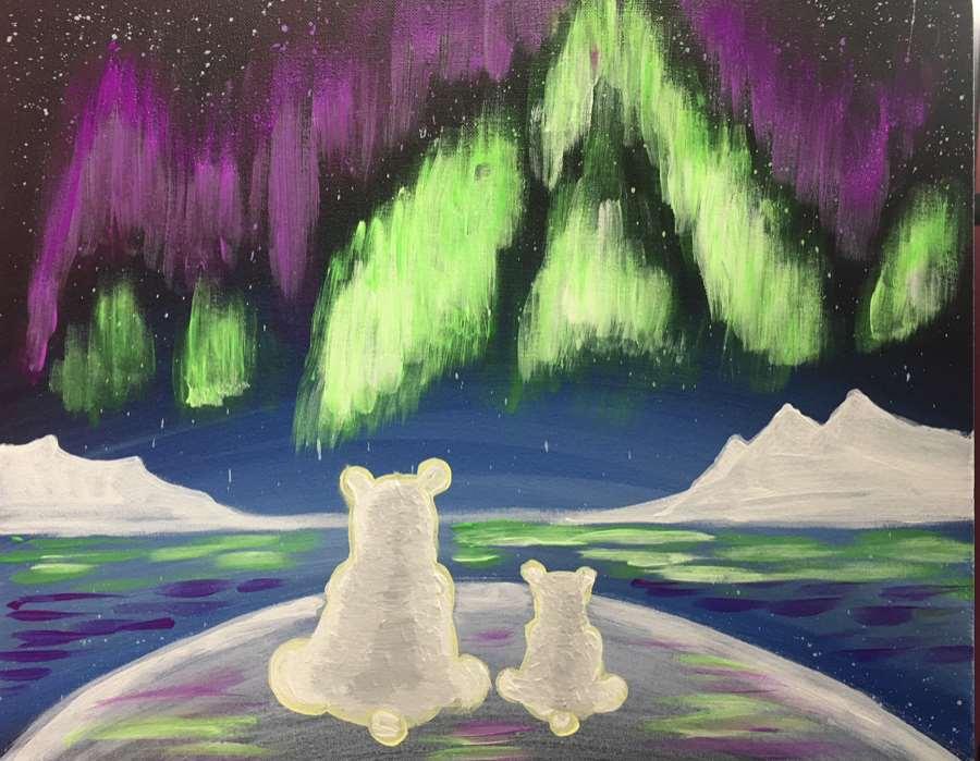Polar Bear Bliss