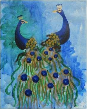 Pompous Peacocks