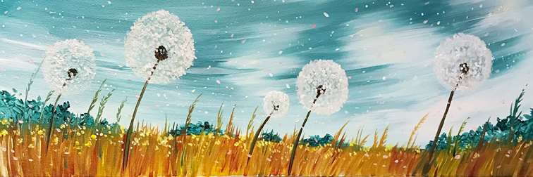 Prairie Breeze - Long Canvas
