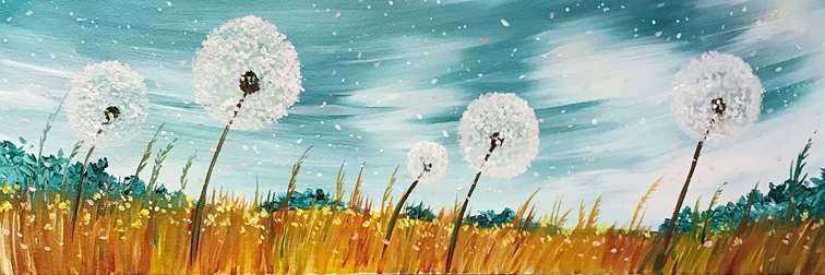 Prairie Breeze - Long Canvas