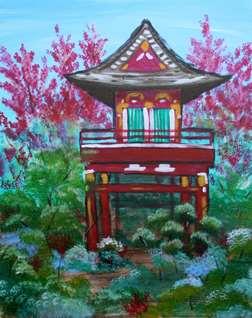 Pretty Pagoda