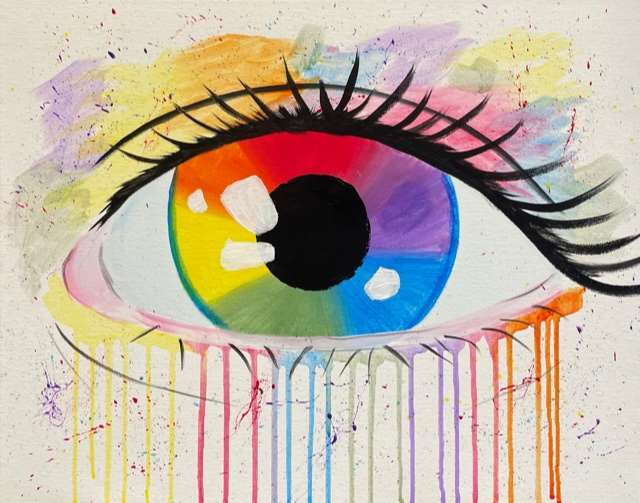 Prismatic Eye