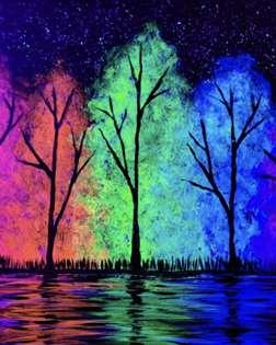 Prismatic Glow