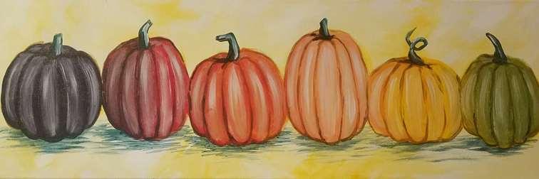 Prismatic Pumpkins