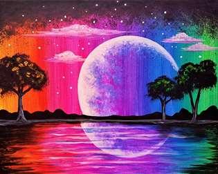 Prismatic Sky