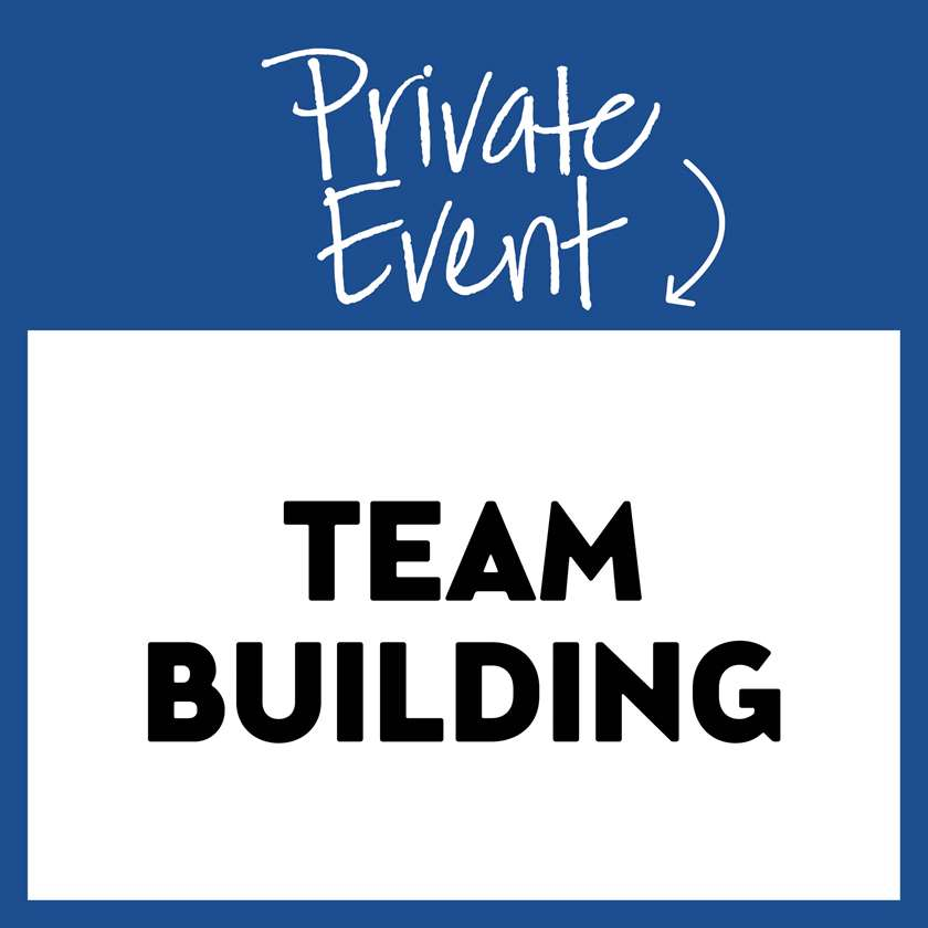 Private Event: Team Building