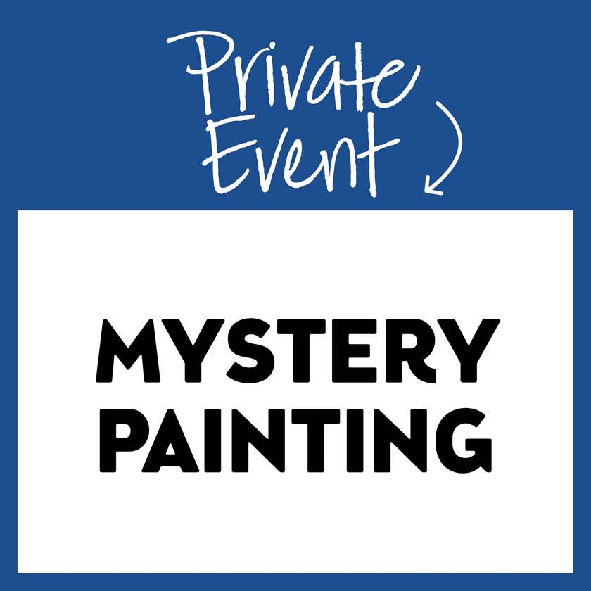 Private Mystery Painting