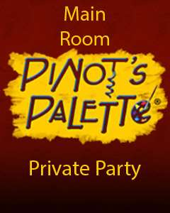 Private Party Main Room