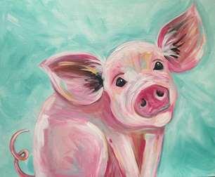 Prize Pig