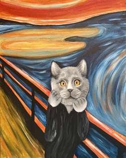 Project Pet - Scream Cat