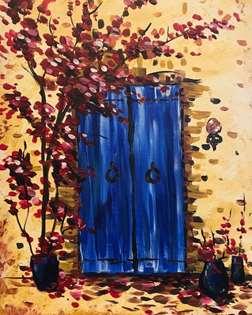 Puerto Azul (Blue Door)