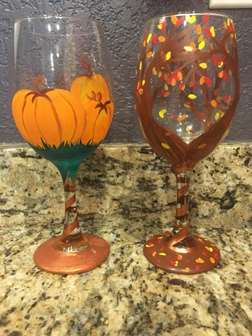Pumpkin Kisses & Harvest Wishes
