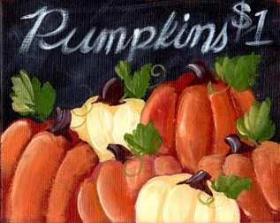 Pumpkin Market