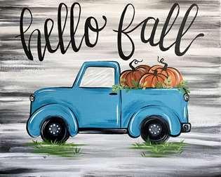 Pumpkin Pickup