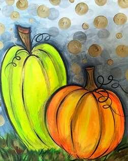 Pumpkin Shimmer
