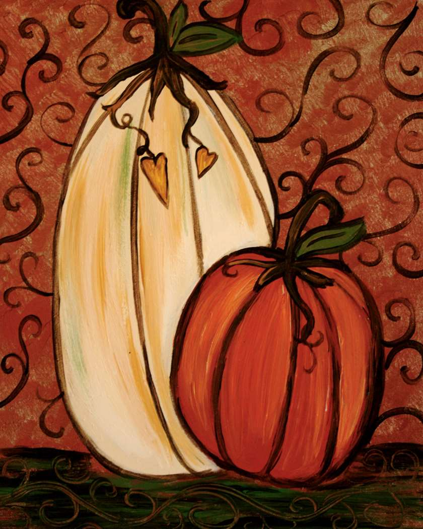 Video Premier: Pumpkin Spice