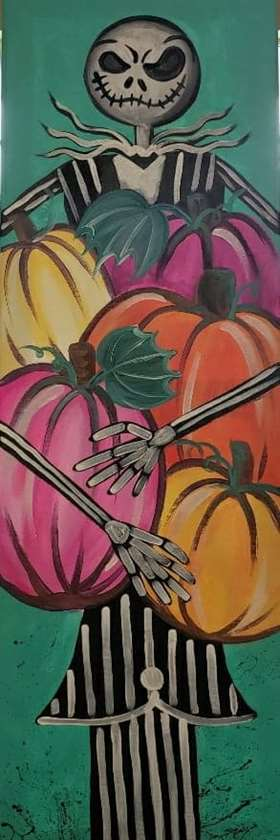 Pumpkins for Sally