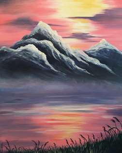 Purple Mountains Majesty