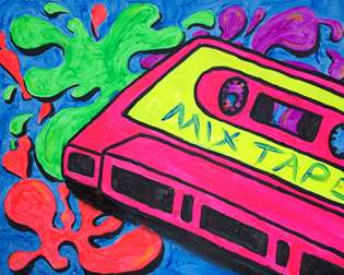 Rad Mix Tape