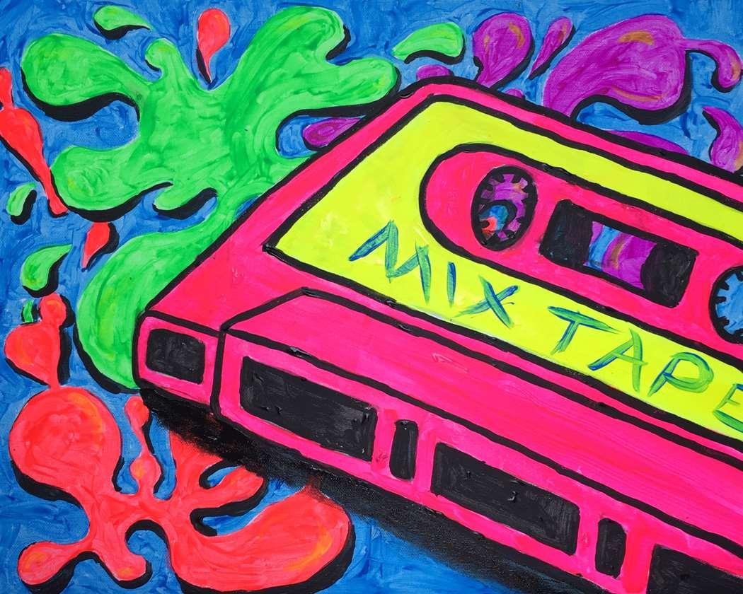 Rad Mix Tape