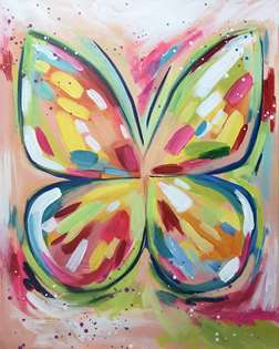 Radiant Butterfly