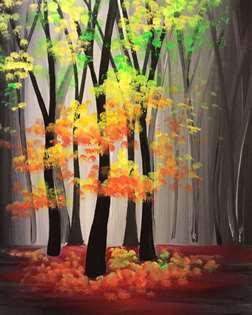 Radiant Fall
