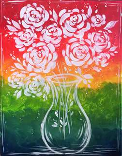 Radiant Roses