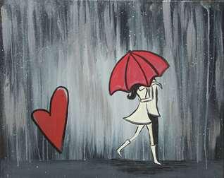 Rain Kisses