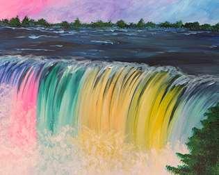 Rainbow Falls