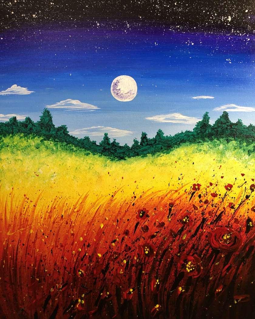 Rainbow Fields