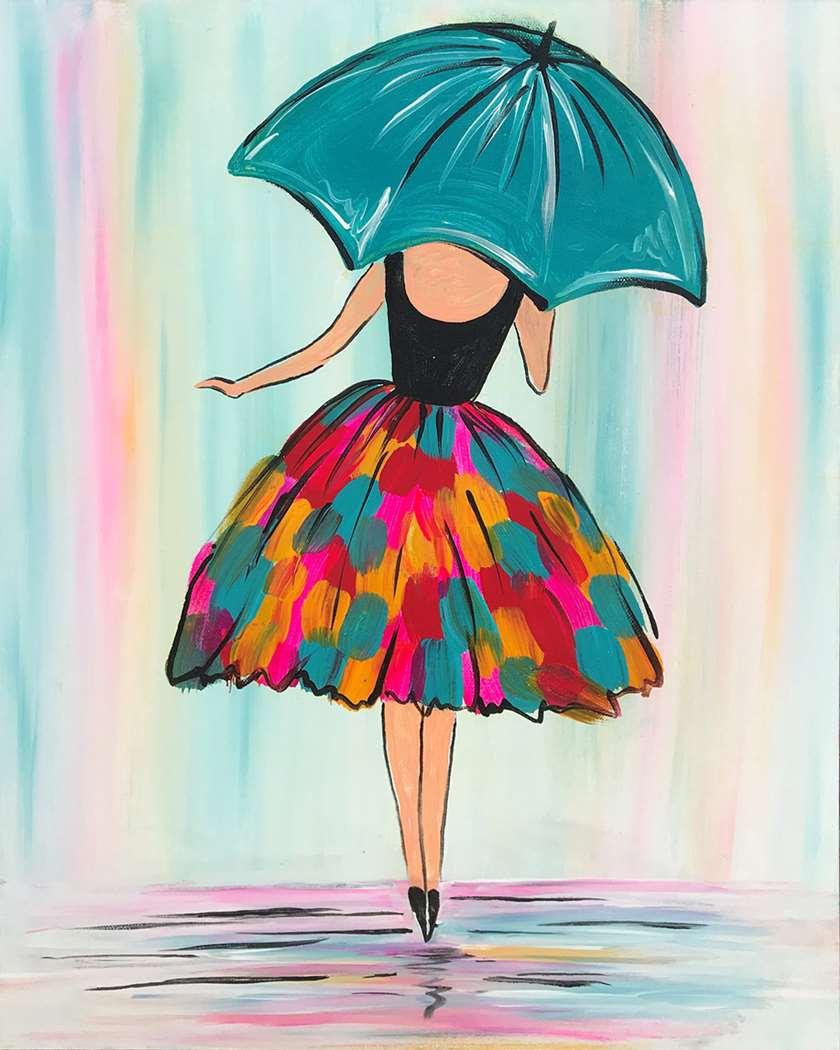 Rainy Day Chic