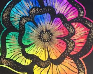 Razzledazzle Bloom