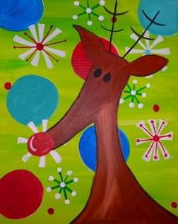 Red-nosed Reindeer