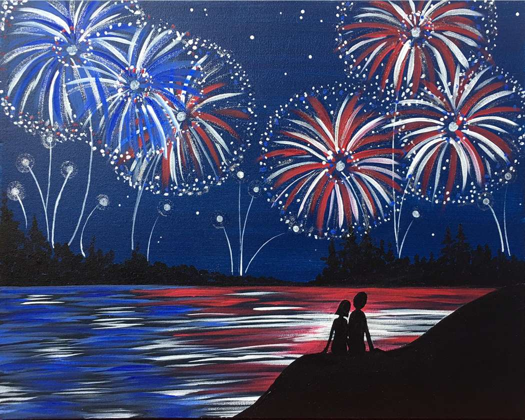 Red, White and BOOM! - Sat, Nov 11 7PM at Pinot's Palette ... - photo#34