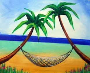 Relaxing Beachside