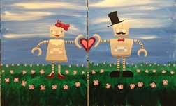 Robot Love Date Night