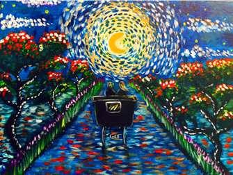 Romance a la Van Gogh