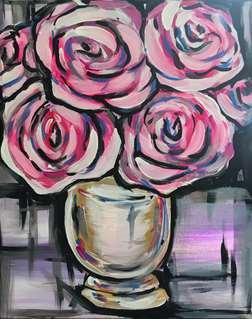 Roses in Blush
