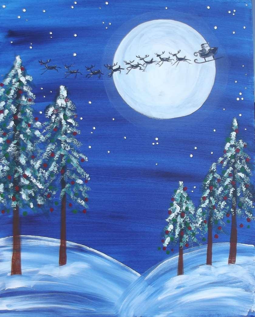 Rudolph's Midnight Run