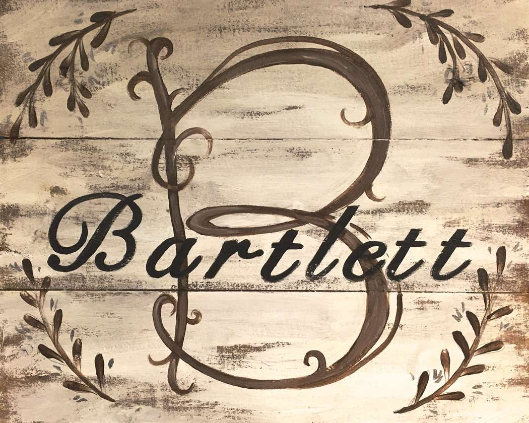 Rustic Family Name