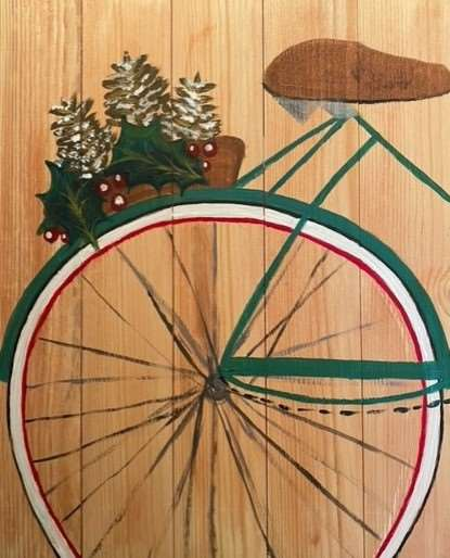 In Studio Event - Rustic Holiday Ride