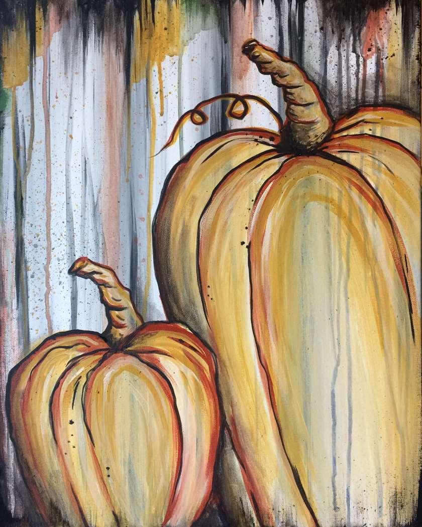 Rustic Pumpkins