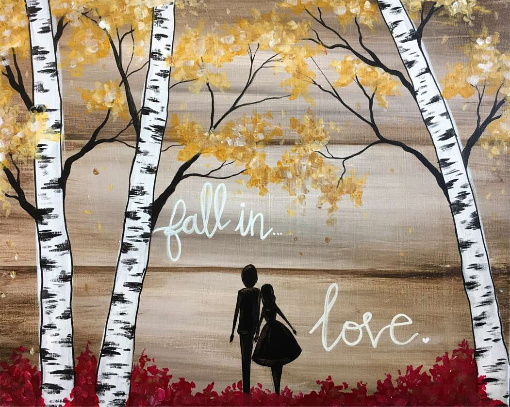 In Studio Class: Limited Seating! Paint and Have Fun Only!
