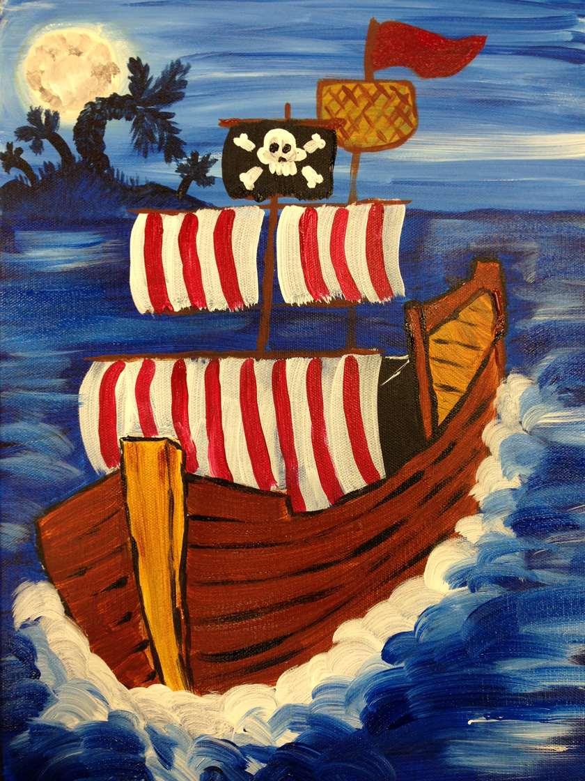 Sail Ho!