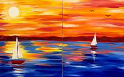 Sail into the Sunset