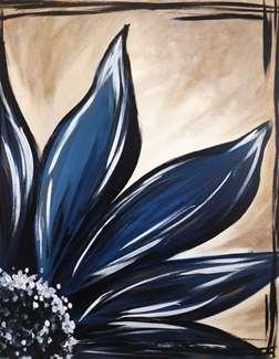 Sapphire Bloom